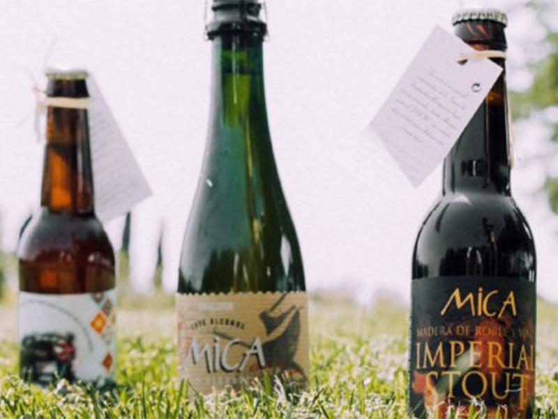 Variedades de cerveza Mica