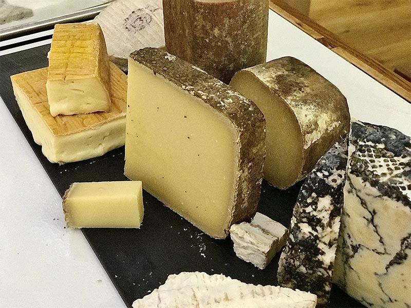Poncelet Cheese Bar tabla de queso