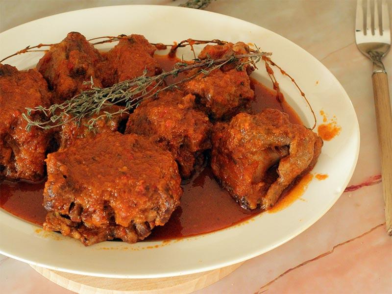 Rabo de toro receta carne de Tolecarnes