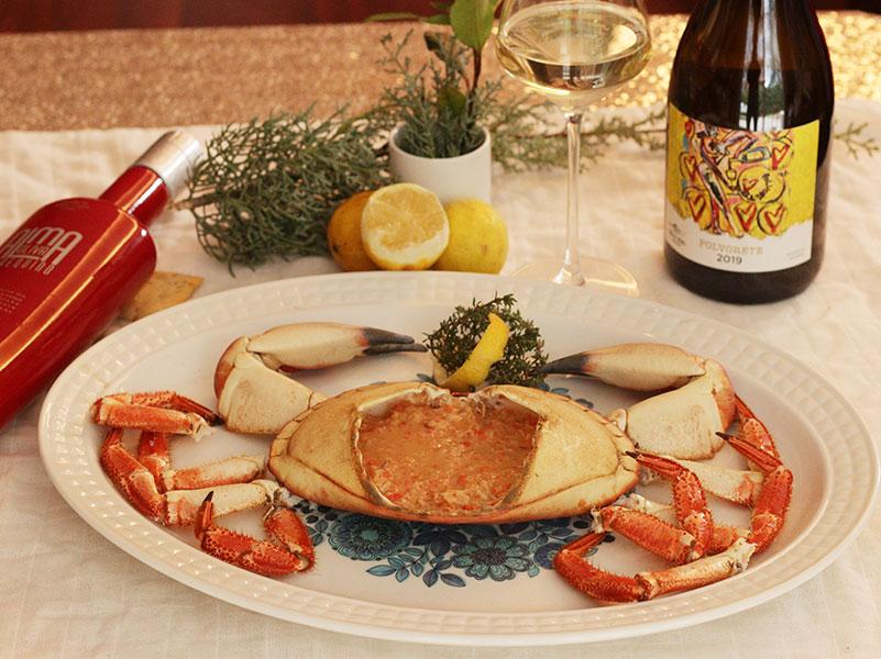 Buey de Mar Cena de Nochevieja