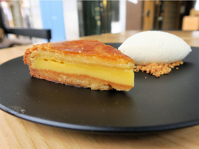Arima Basque Gastronomy Pastel Vasco