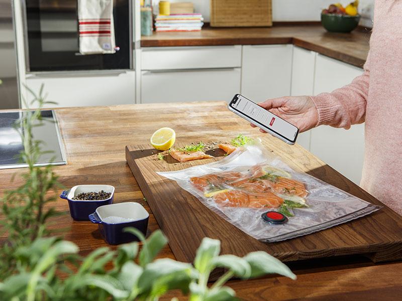 Conservacion de alimentos bolsas Fresh and Save ZWILLING