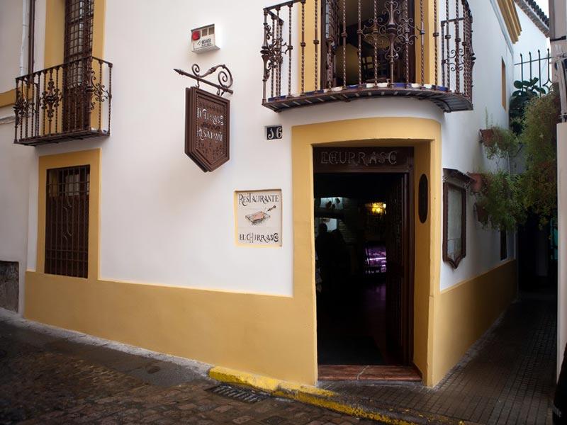 Donde comer en Córdoba El Churrasco