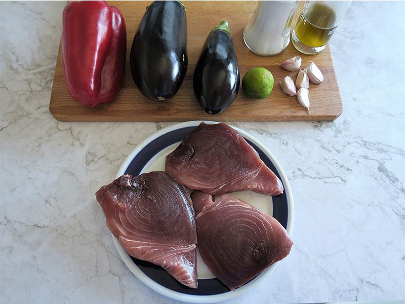 receta atun rojo