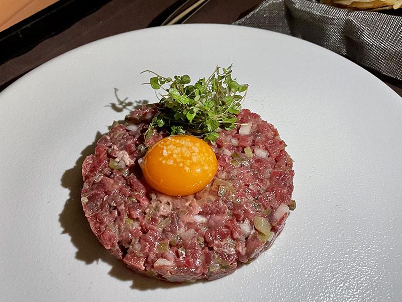 Ambivium Wine Bar Steak Tartar