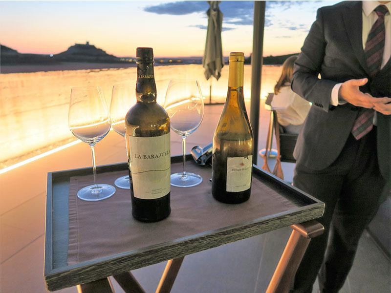 Ambivium Wine Bar Vinos blancos