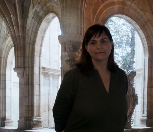 Rosa Díaz, jefa de Restauración de Paradores Nacionales de Turismo.