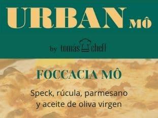 Foccacia Mô - 12,00€