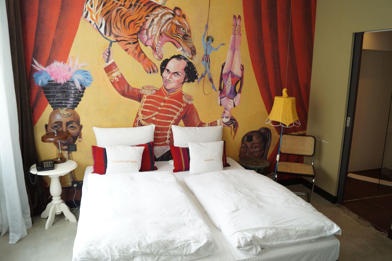 25hours Hotel Wien Gastrobenni