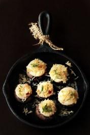 Savory Cheesy Stuffed Mushrooms