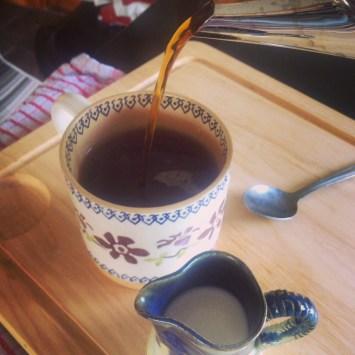 irish tea, barrys tea, lyons tea, nicholas mosse mug,