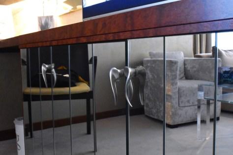 The G Hotel galway mirrored cupboards gastrogays