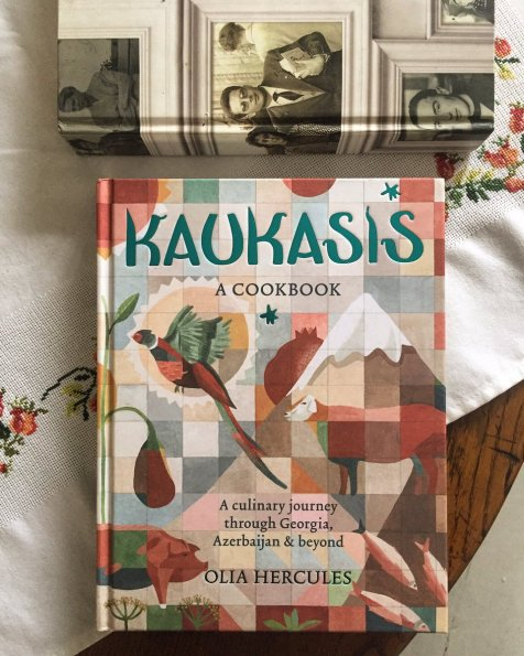 kaukasis cookbook cover