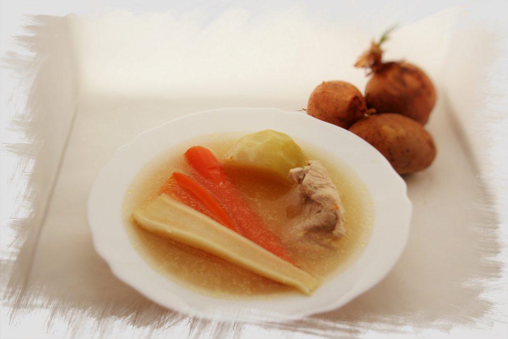 Az igazi magyaros szárnyashús-leves