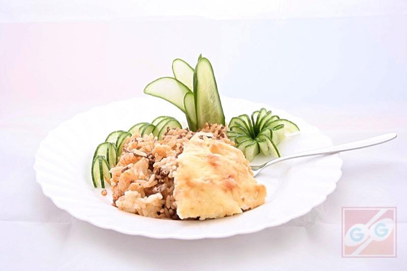 Életmódváltók is fogyaszthatják: Marhahúsos rakott karfiol