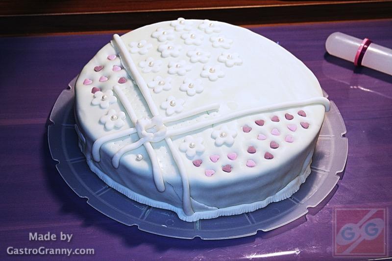 Szülinapi csokis torta (Birthday cake)