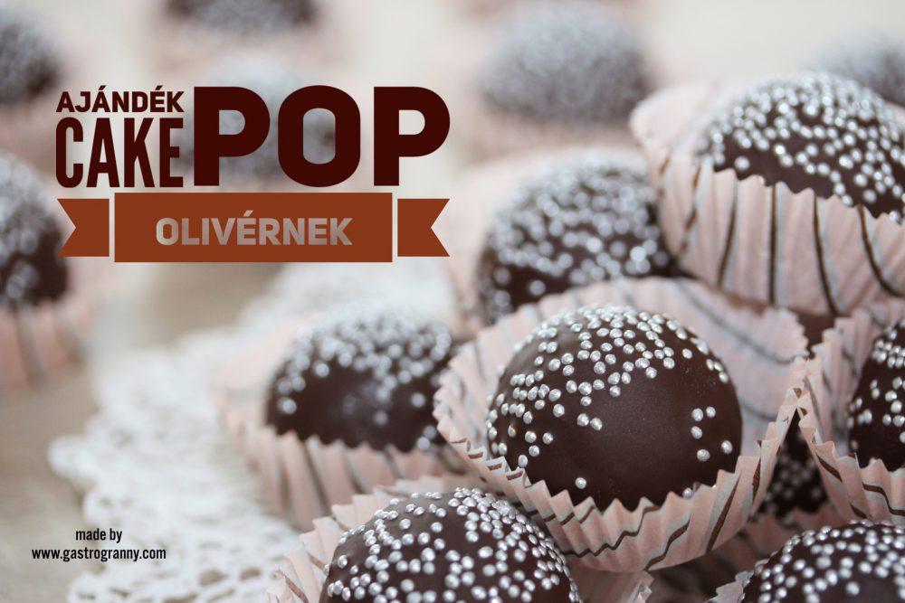 CAKE POP (sütinyalóka): Hozz ki belőle többet! Recept és még valami.