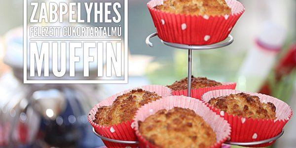 Így süss muffint a legegyszerűbben -ráadásul csökkentett cukortartalommal-