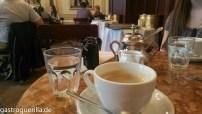 Blick ins Café Demel