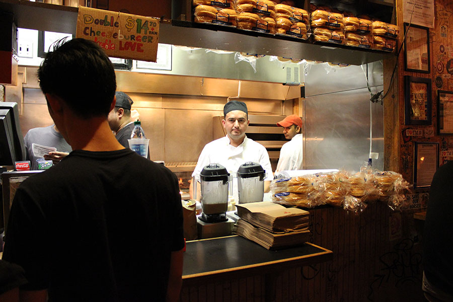 Burgerjoint NY
