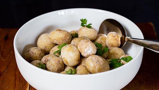 Salt Kartofler