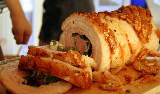 Porchetta – nemt og suverænt på grillen!