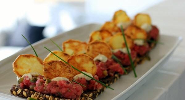 Opskrift: Rørt tatar – Rawfood for rigtige mænd!