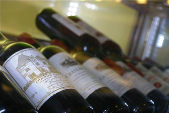 RestaurantFerdinand-vin