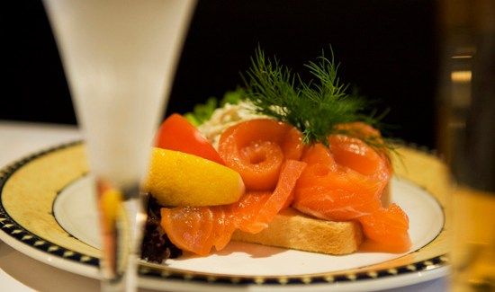 KONKURRENCE: Vind en Herrefrokost på Restaurant Kronborg!
