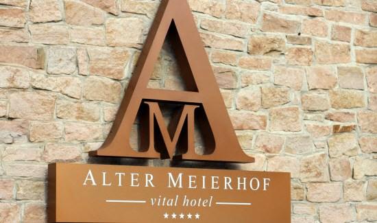 Alter Meierhof – 5-stjernet forkælelse syd for grænsen