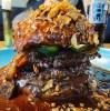 Bøfsandwich - opskrift på hjemmelavet bøfsandwich