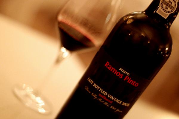 Ramos Pinto - Late bottle...