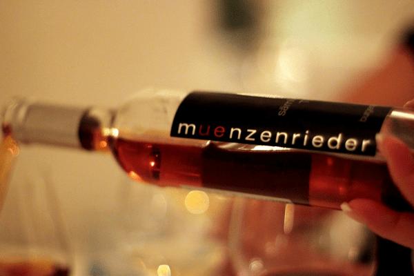 De kan altså lave dessertvin i Østrig!