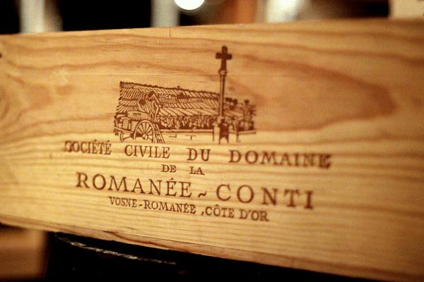 Store vine har været nydt her...