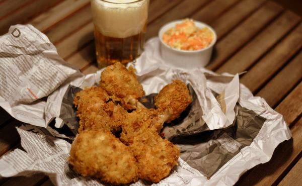 Fried Chicken - GM Style