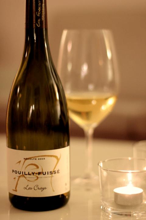 In burgundy we trust...