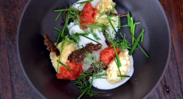 Gastromand-brunch – Part I: Stenbiderrogn, røræg royale og røget fløde
