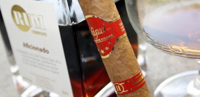 Weekendtesten: Rum Company, Aficionado