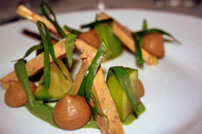 Foie gras a la Pasfall...