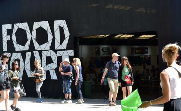 Food Court - Årets bedste nyhed! Intet mindre!