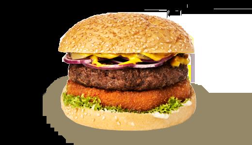 Burger Battle: Ostebomben