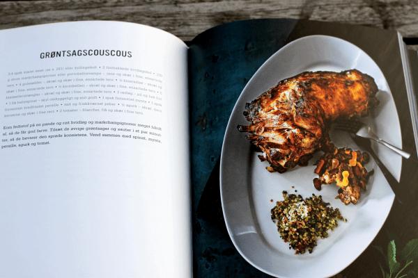 """Normalt er vi jo ikke så meget til grøntsager her på Gastromand, men se lige et billede, det er rent faktisk """"Grøntsags-couscous""""..."""