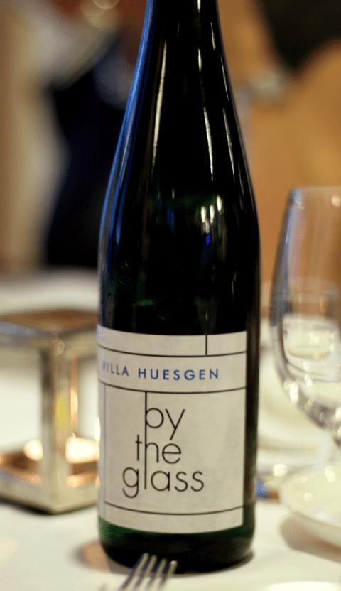 Vores foretrukne hvidvin denne aften...