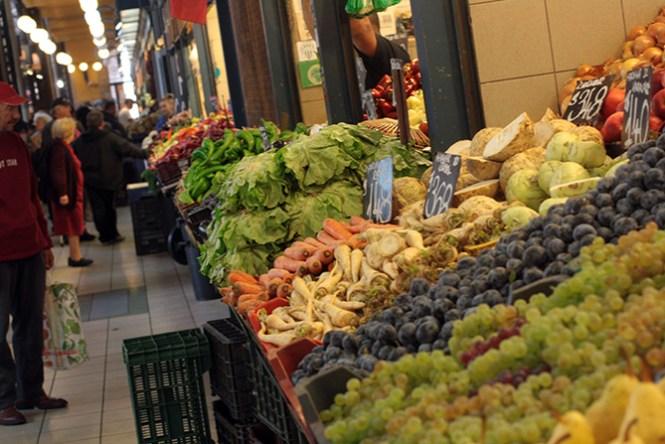 Grøntsager til meget MEGET billig penge