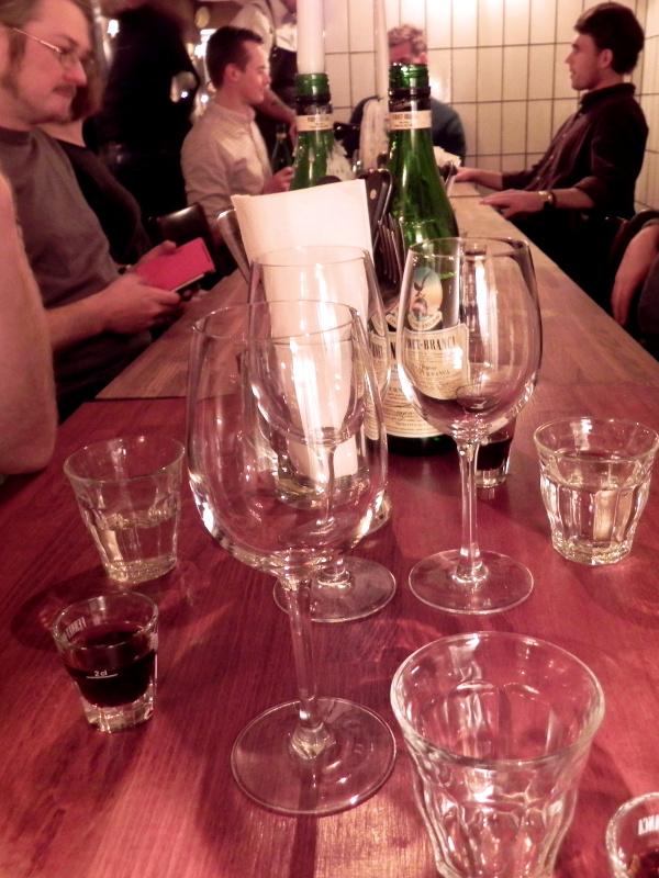 Nose2Tail og Fernet Branca hører uløseligt sammen! Skål!!