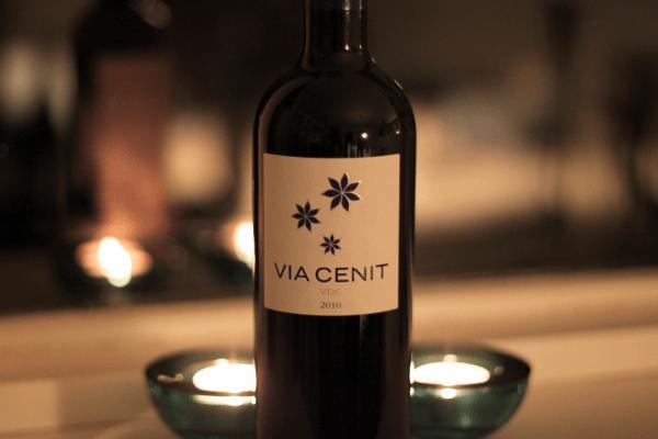 Vía Cenit 2010, Bodegas Viñas del Cenit, Zamora fra Dwine...