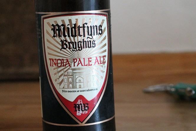 India Pale Ale fra Midtfyns Bryghus