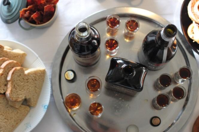 Fast inventar på en hver Gastromands morgenbord...