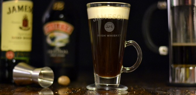 Genialt: Sådan laver du den perfekte Irish Coffee
