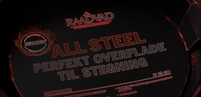 Weekendtest: Radvaad All Steel